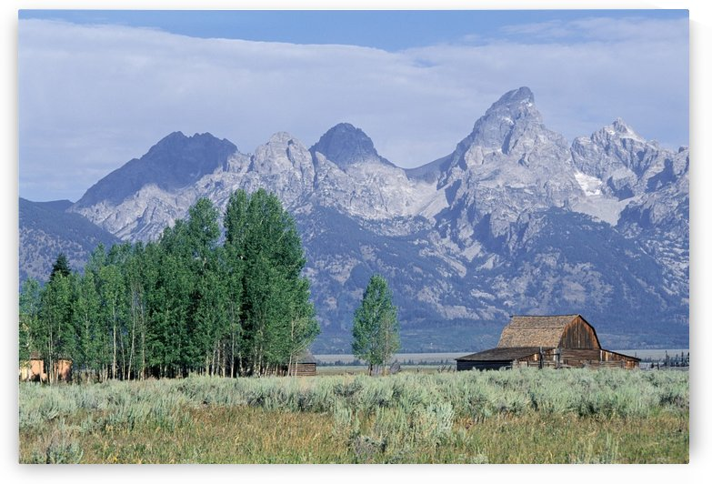 Grand Teton National Park, Wyoming, Usa by PacificStock