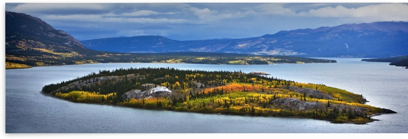 Bove Island, Yukon Territory, Canada by PacificStock