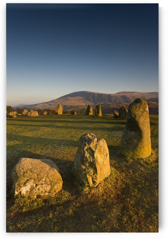Stone Circle by PacificStock