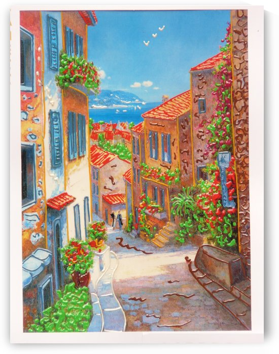 postcard by StockPhotography
