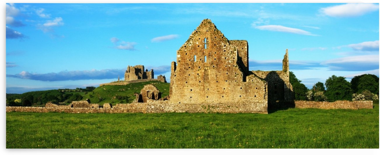 Rock Of Cashel, Hore Abbey, Cashel, County Tipperary, Ireland by PacificStock
