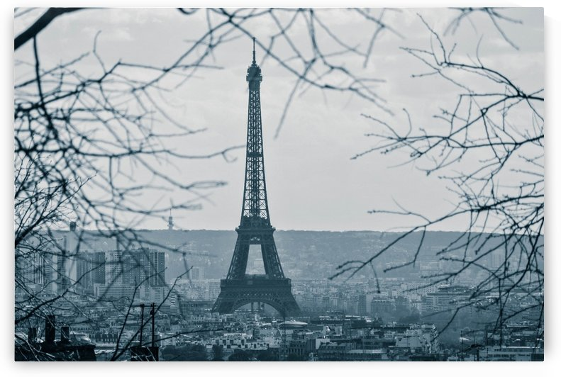 eiffel paris by StockPhotography