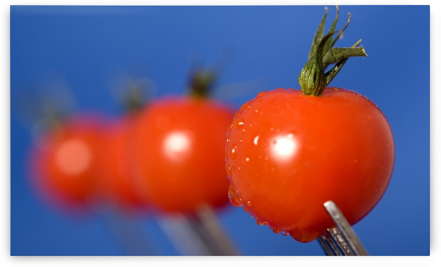 Cherry Tomatoes by PacificStock