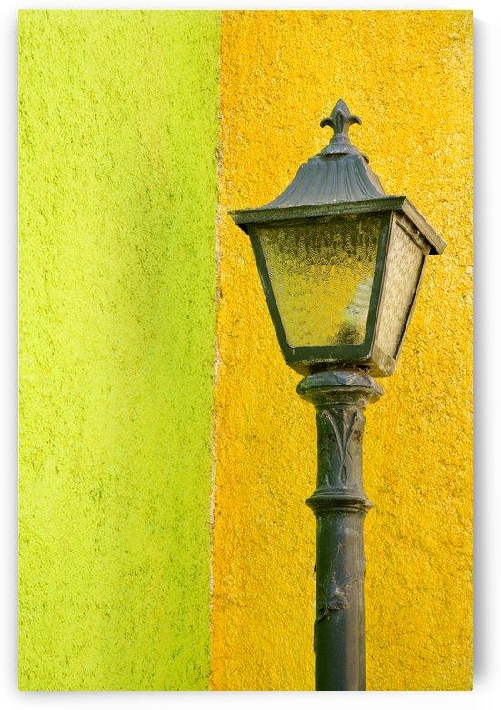 La Crucecita City, Bahias De Huatulco, Oaxaca State, Pacific Coast, Mexico; Lamp In by PacificStock