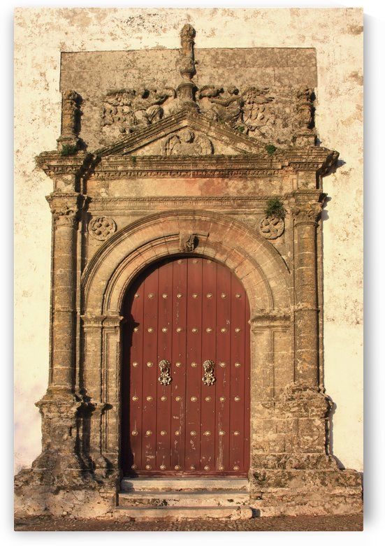 Church In Medina-Sidonia, Andalucia, Spain by PacificStock