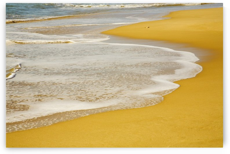 Tide On The Beach by PacificStock