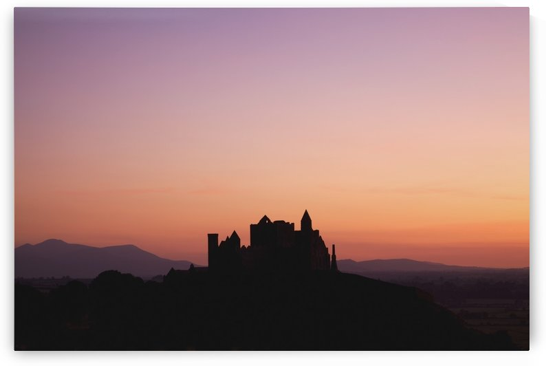 Cashel, County Tipperary, Ireland; The Rock Of Cashel by PacificStock