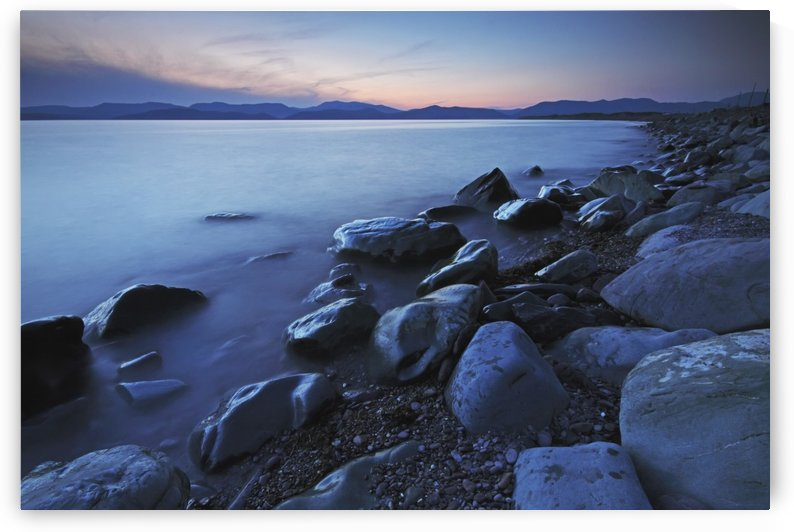 Rossbeigh Beach At Dusk; County Kerry, Province Of Munster, Ireland by PacificStock