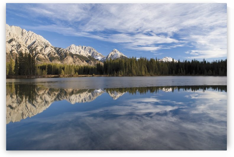 Spillway Lake In Kananaskis Country; Alberta, Canada by PacificStock
