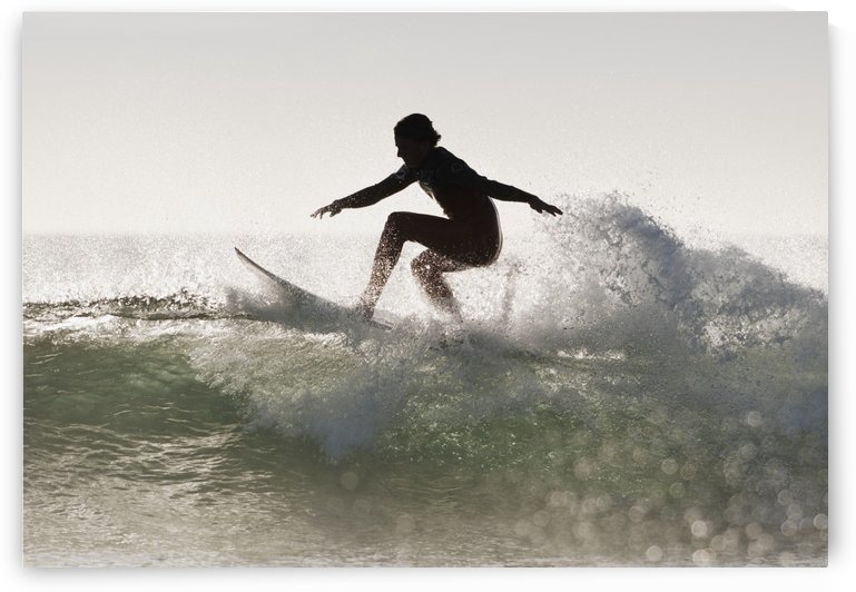 Wakeboarding; Los Lances Beach Tarifa Spain by PacificStock