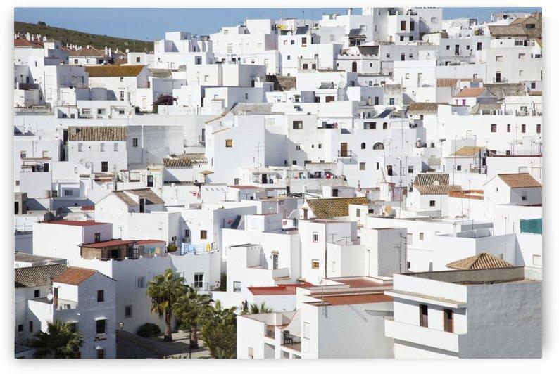 Town Buildings; Vejer De La Frontera Spain by PacificStock