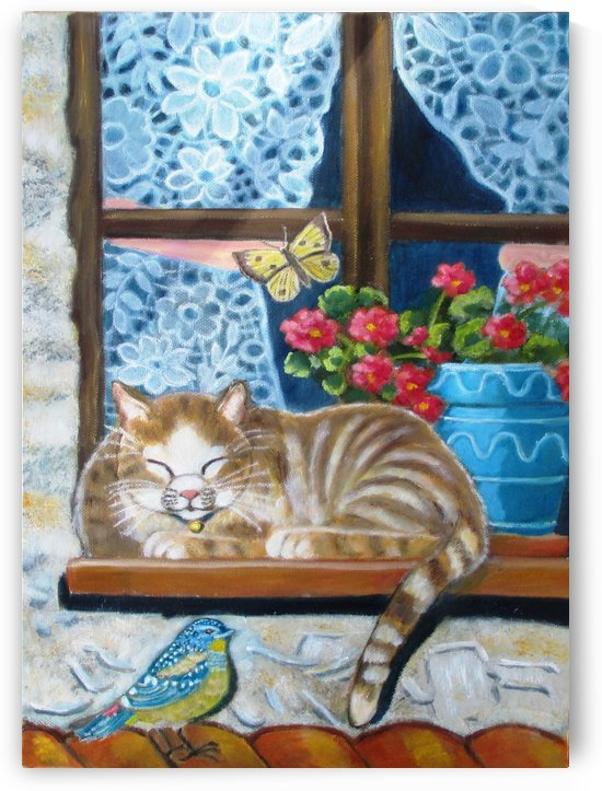 catnap by Gloria Gill