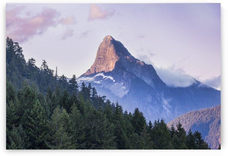 Mount Denman In Desolation Sound Marine Provincial Park; British Columbia, Canada by PacificStock