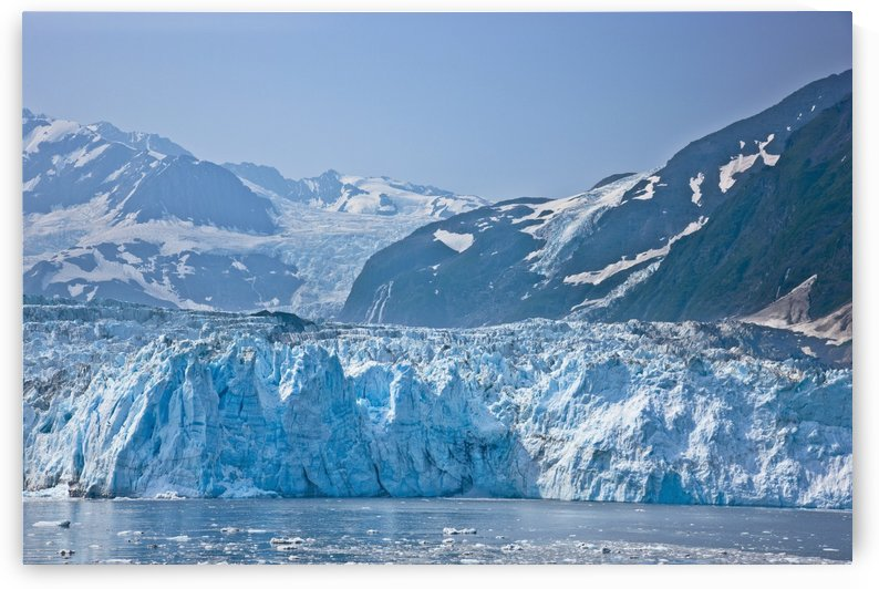 Ice Detail Of Harriman Glacier, Southcentral Alaska, Summer by PacificStock