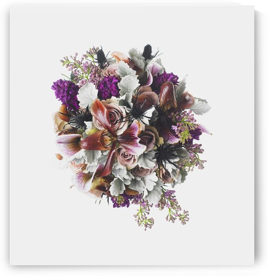 Bouquet of flowers by PacificStock