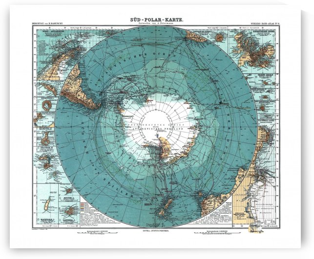 Antarctica by WorldFlag