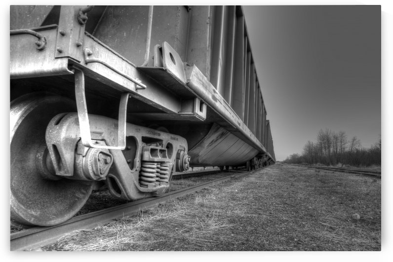 Rail Cars by Blair Wright