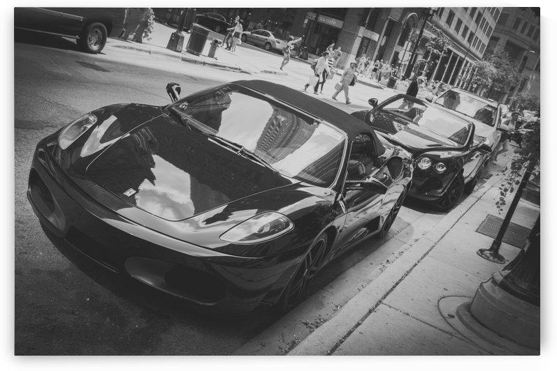 Ferrari by Blair Wright