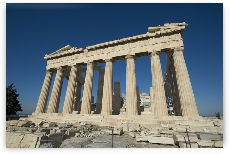 Parthenon;Athens greece by PacificStock