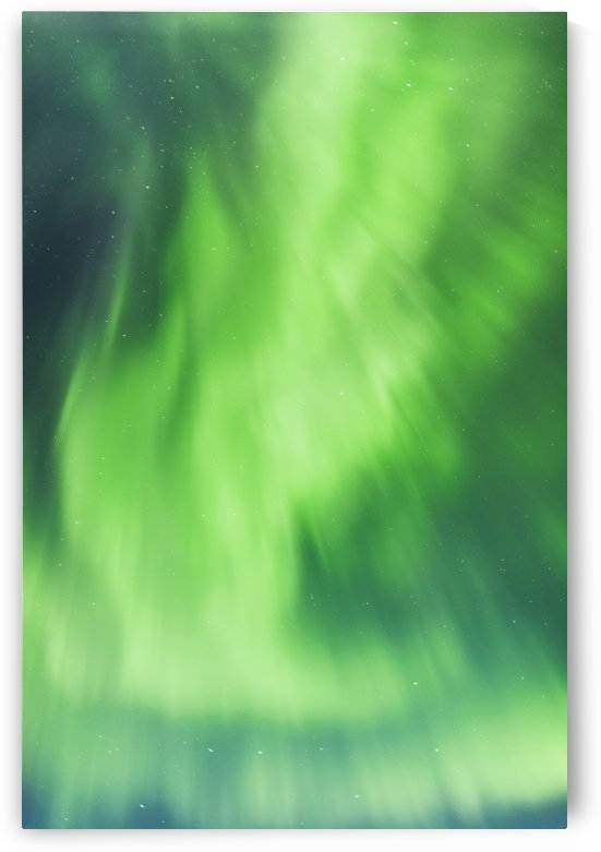Northern Lights In The Sky Above The Chena Lakes Recreation Area; Fairbanks, Alaska, United States Of America by PacificStock