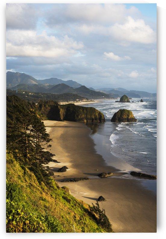 Crescent Beach, near Cannon Beach; Oregon, United States of America by PacificStock