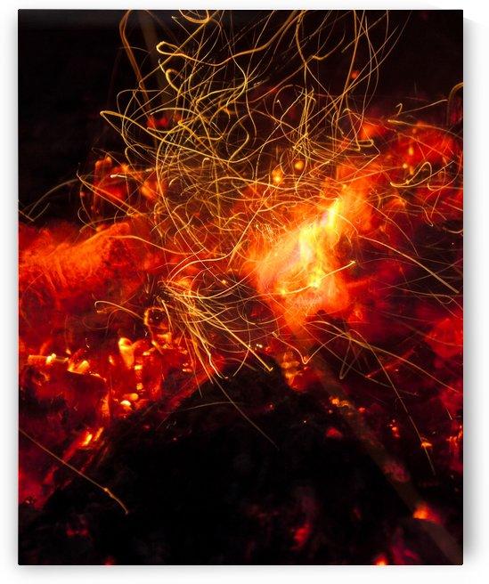 Fire Dance by G  Stevenson