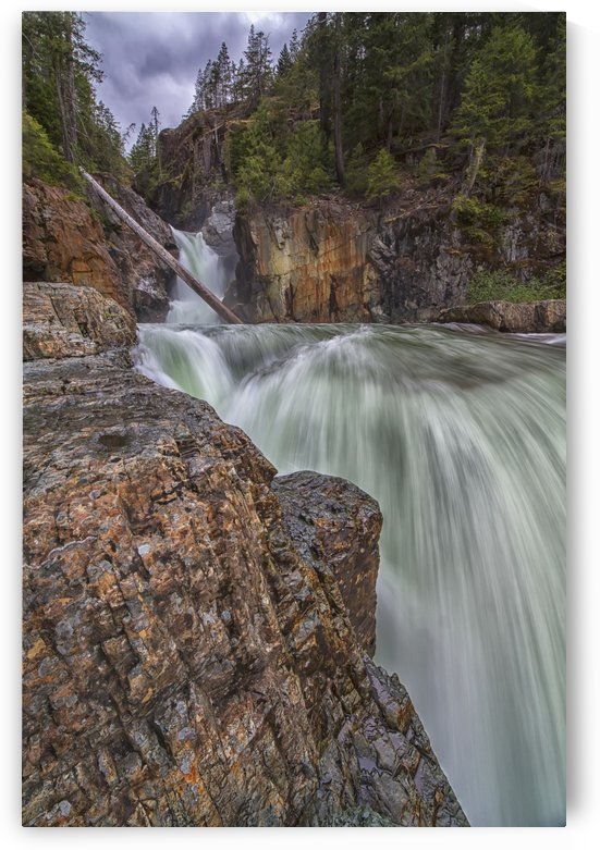 Myra Falls, Strathcona Provincial park; British Columbia, Canada by PacificStock