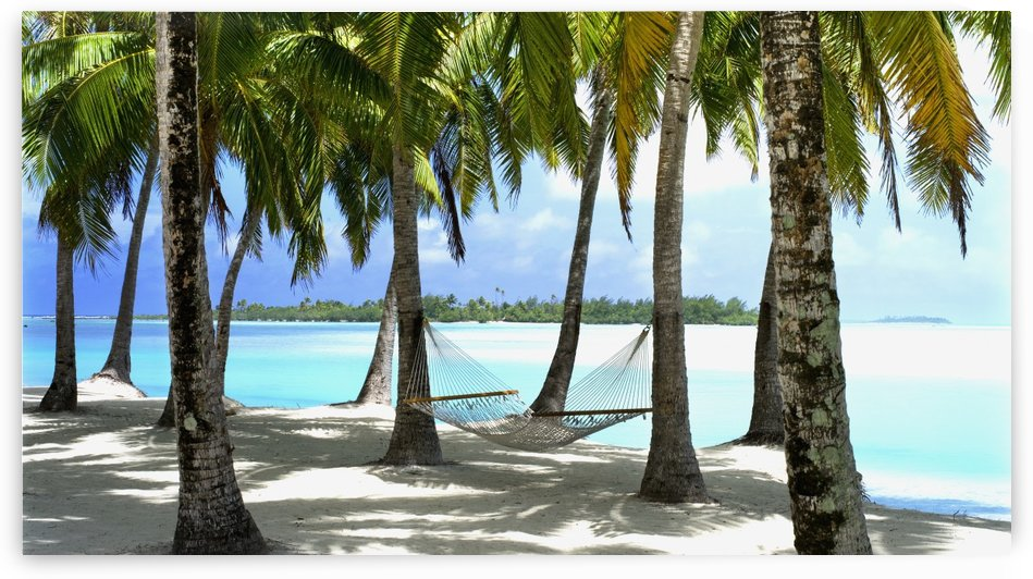 Aitutaki Lagoon Resort, Aitutaki, Cook Islands by PacificStock