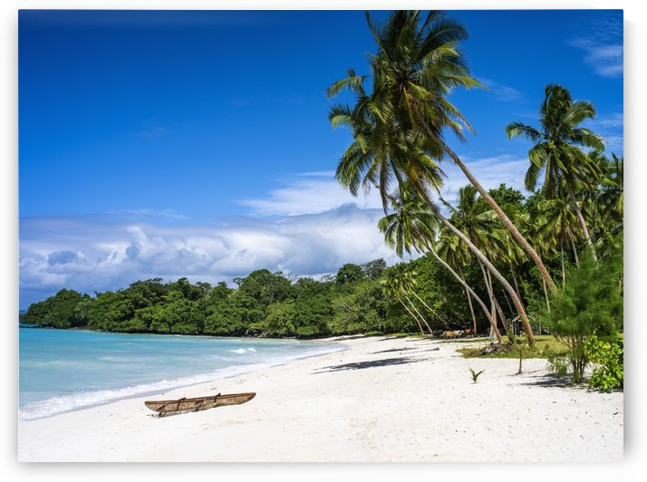 Port Resolution; Santo Island, Vanuatu by PacificStock