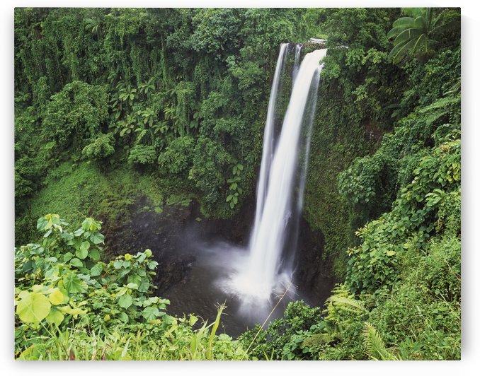 Fuipisia Falls, Southeast Upolu; Upolu Island, Samoa by PacificStock