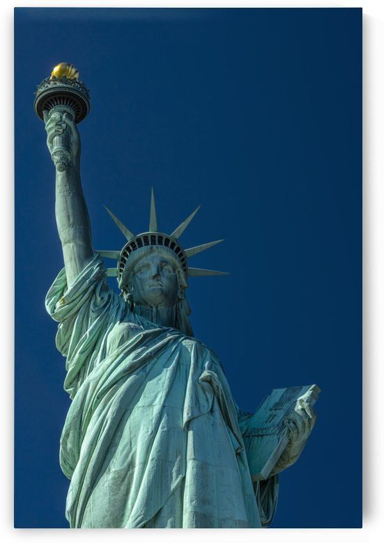 Statue of Liberty, Liberty Island; New York City, New York, United States of America by PacificStock