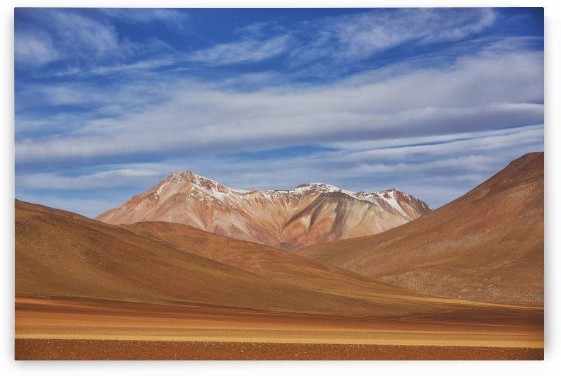 The surreal landscape of Bolivia's Altiplano region, near Uyuni; Bolivia by PacificStock