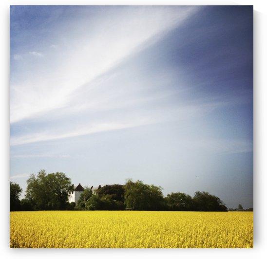 Scania sky by Ulf Bley
