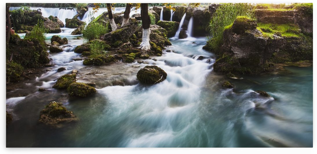Cydnus River flowing through Tarsus; Tarsus, Turkey by PacificStock