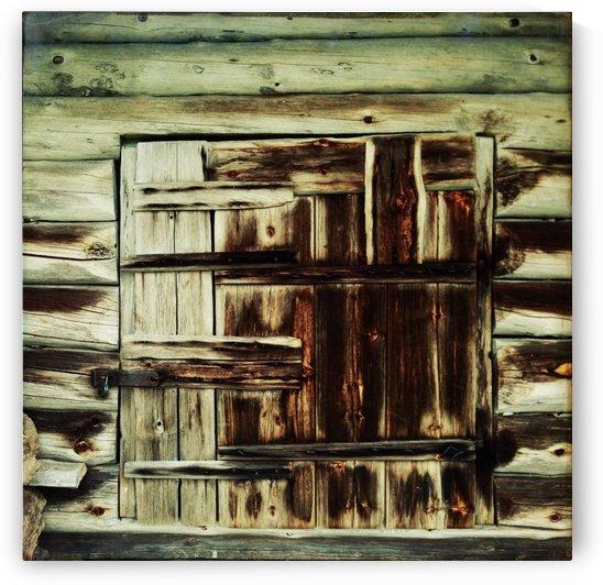 Ancient Door by Ulf Bley