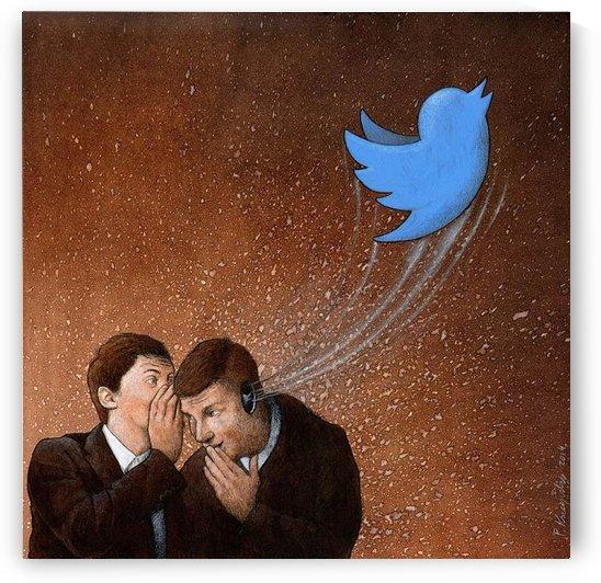 Gossip by Pawel Kuczynski