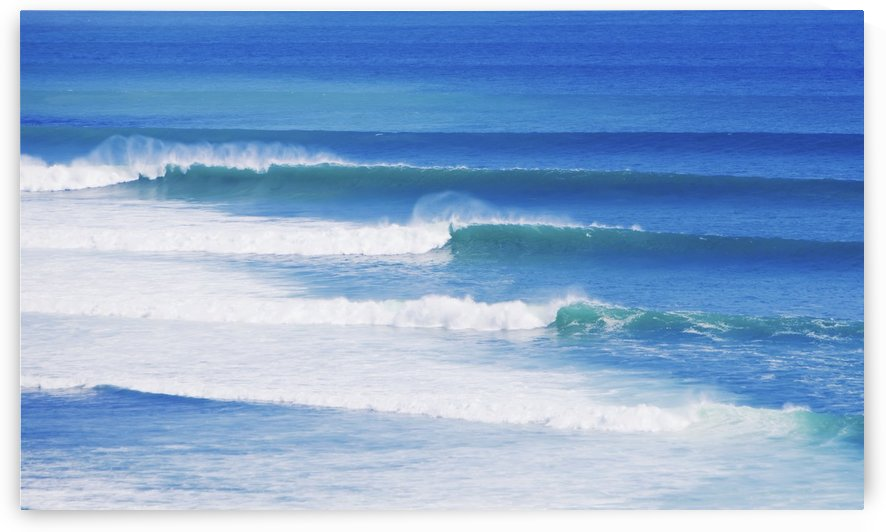 Ocean Waves by PacificStock
