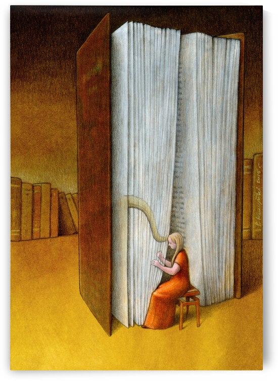 harp by Pawel Kuczynski
