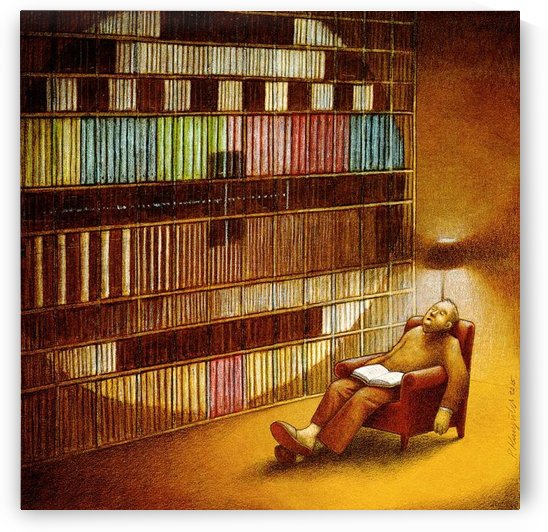 Break in transmission by Pawel Kuczynski