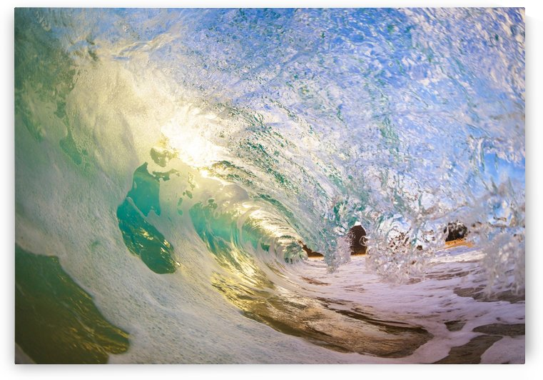 Ocean Wave by PacificStock