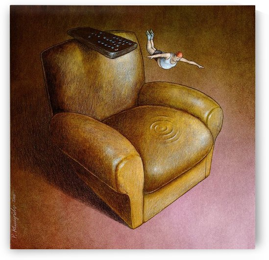 TV sport by Pawel Kuczynski