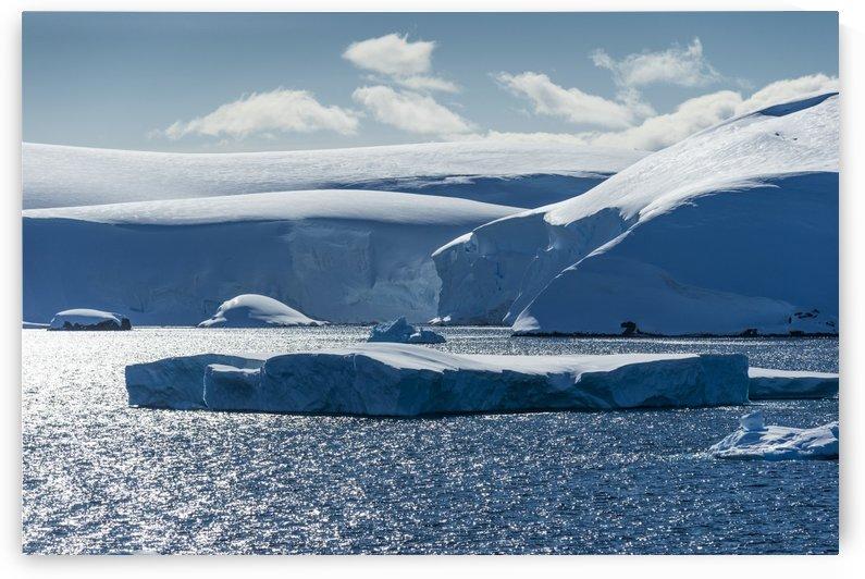 Antarctic ice; Antarctica by PacificStock
