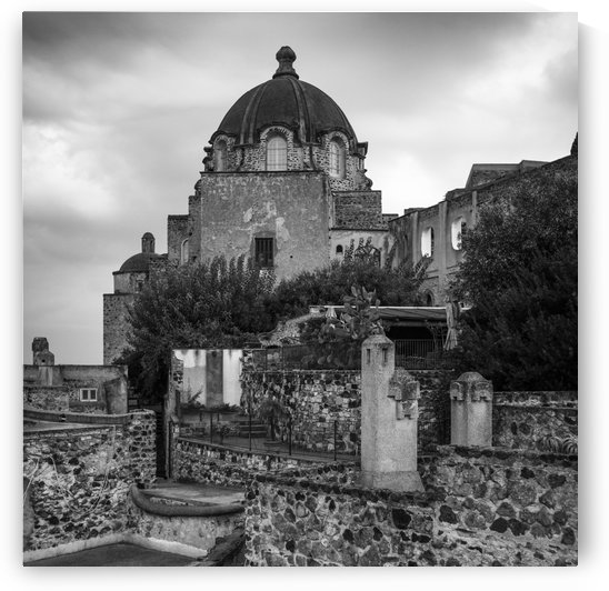 Aragonese Castle; Ischia, Campania, Italy by PacificStock
