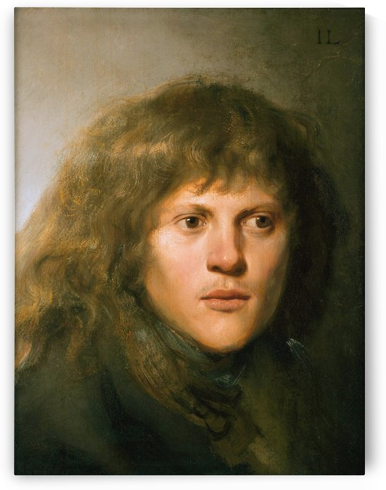 Self Portrait Circa 1629 to1630 by Jan Lievens