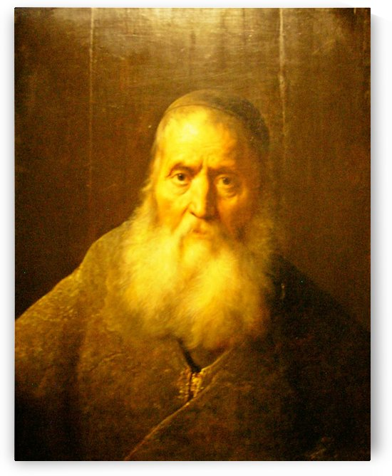 An Old Man ca 1629 by Jan Lievens