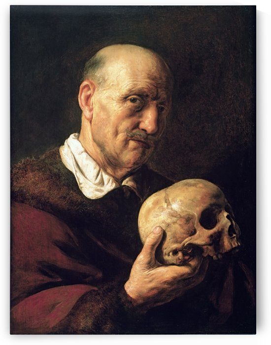 Vanitas by Jan Lievens