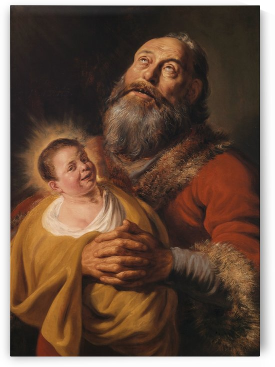 Father and son by Jan Lievens
