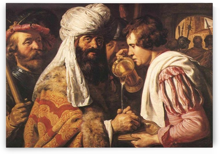 Pilate by Jan Lievens