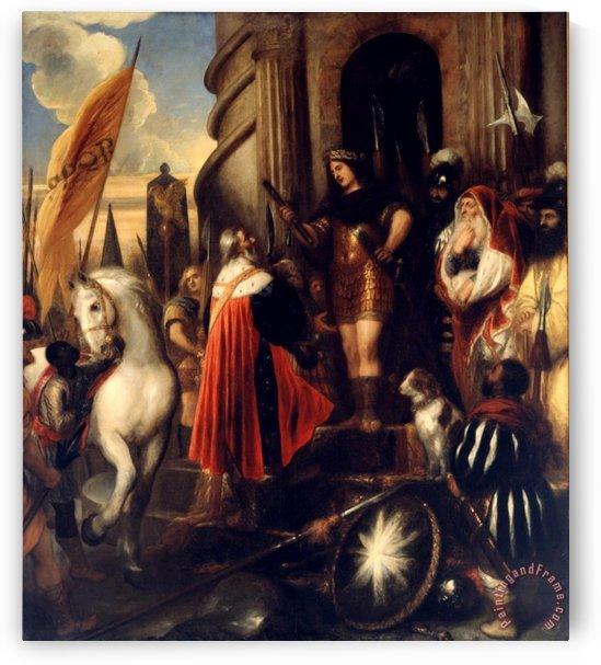Quintus Fabius Maximus by Jan Lievens