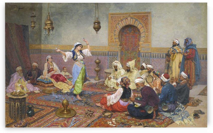 The dance by Giulio Rosati